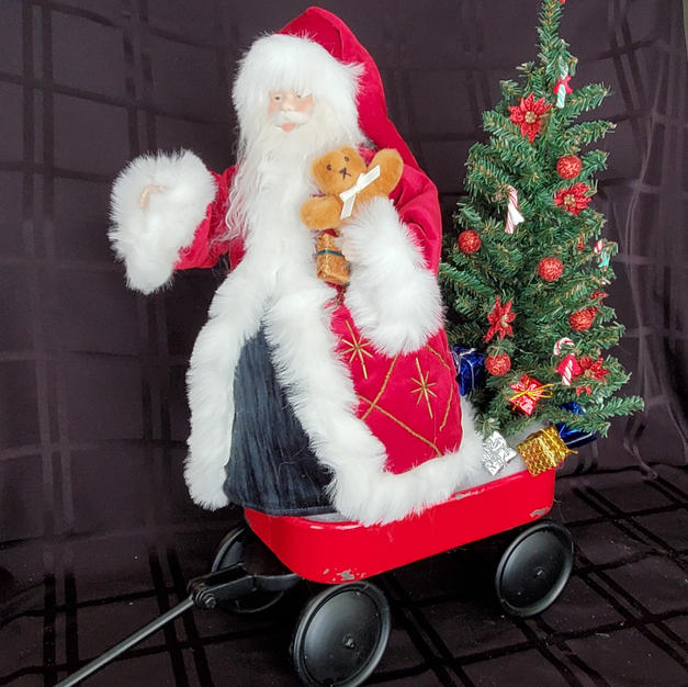 Santa Wagon - $45