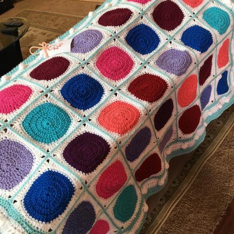 Circles & Dots - $60