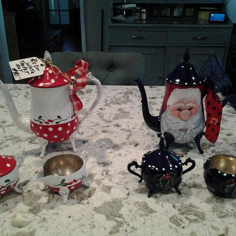 Tea Sets - $40.00 each