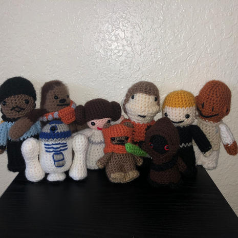 Star Wars Collection 1 - $15.00 each
