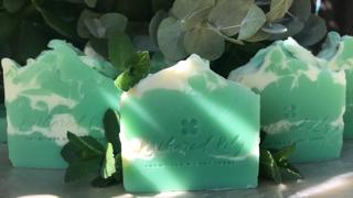 Eucalyptus Mint Soap - $5.50