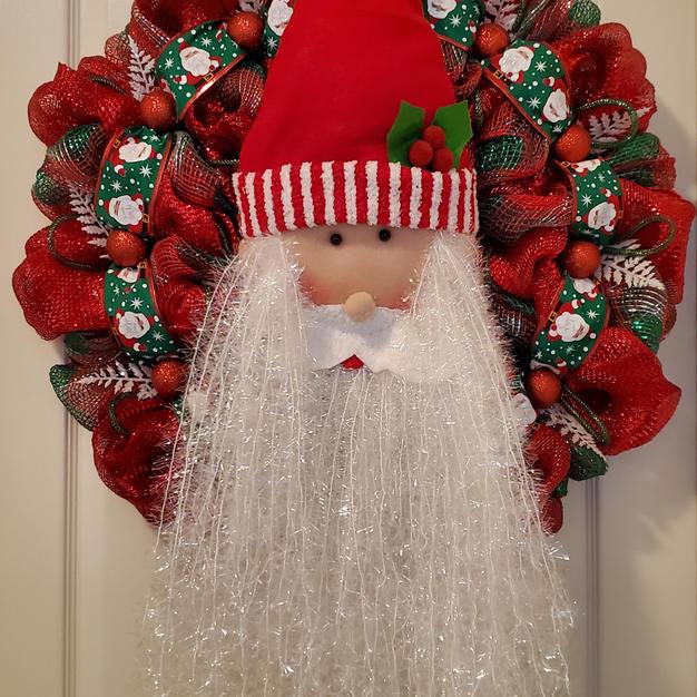 Large Santa - $50