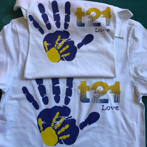 Down Syndrome Awareness   T-shirt $20 - $25
