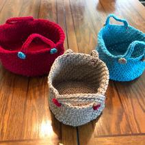 Nesting Basket Set - $25.00