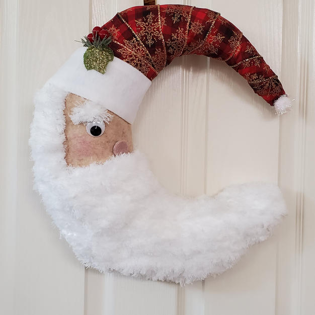 Santa Moon - $40