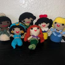 Disney Princesses - $15.00 each