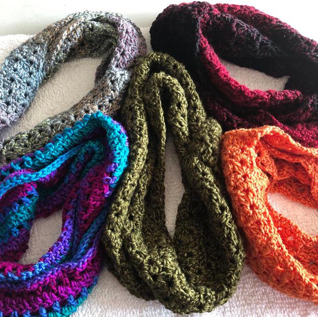 Infinity Scarves - $10 each
