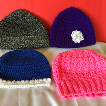 Beanies - different styles