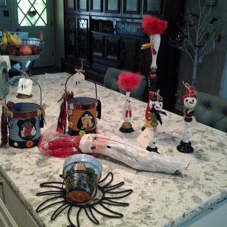 Decorations - $12.00 each