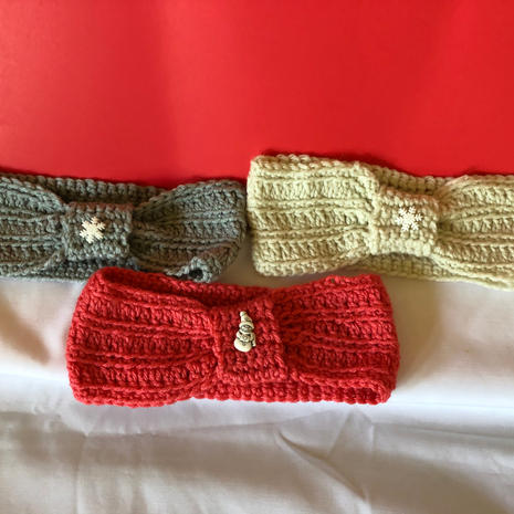 Bow Style Ear Warmers