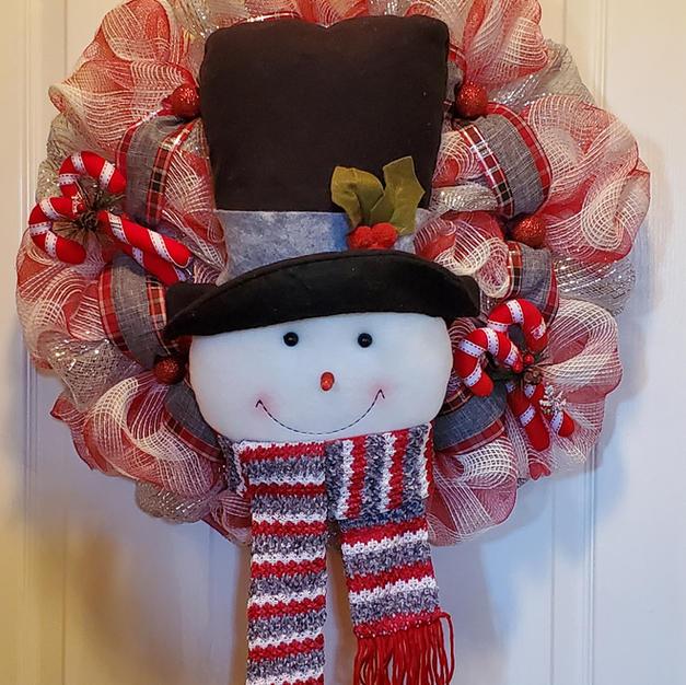 Snowman - $45