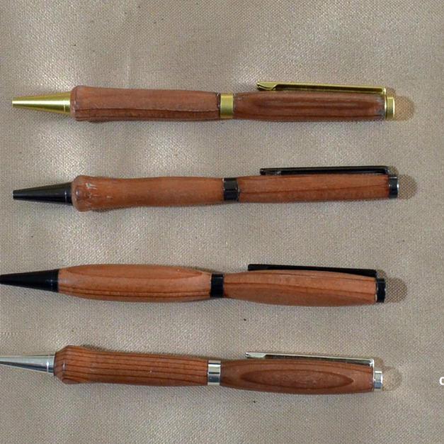 Hand-Turned Redwood Pens -  $5 each