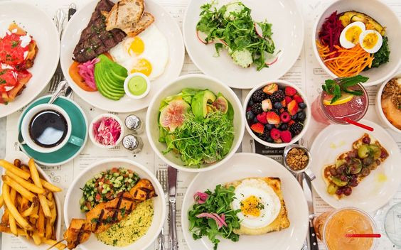 Sunday Brunch - Here to Stay