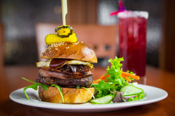Sargasso Brunch Burger