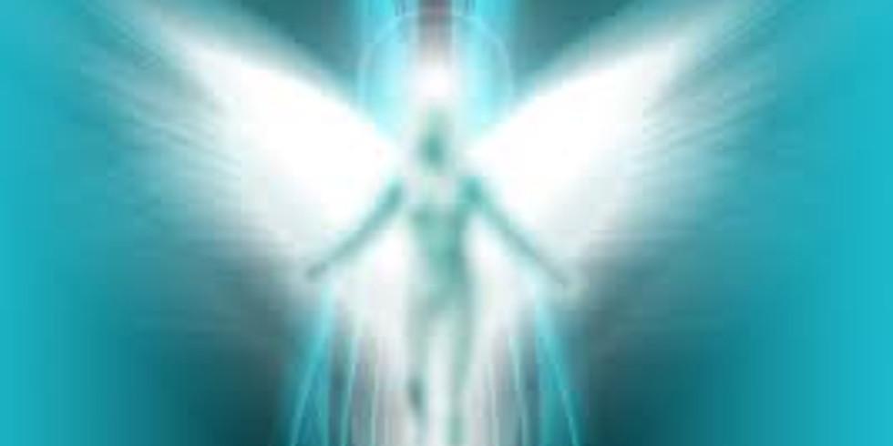 Seraphim Angel Healing ~ Level 1 Seraphim Blueprint