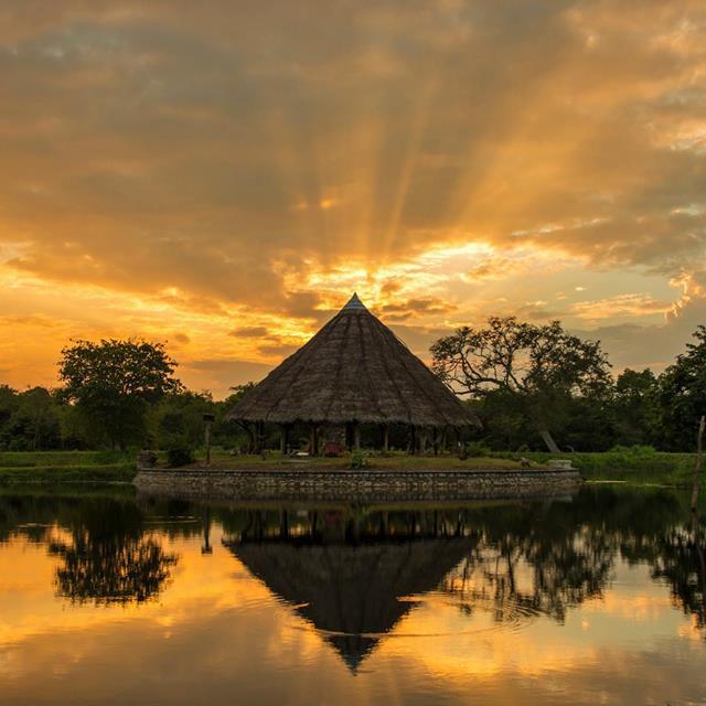 Global Heart of Sri Lanka