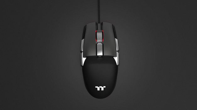 TM5 RGB gaming mouse | Studio F. A. Porsche for Thermaltake