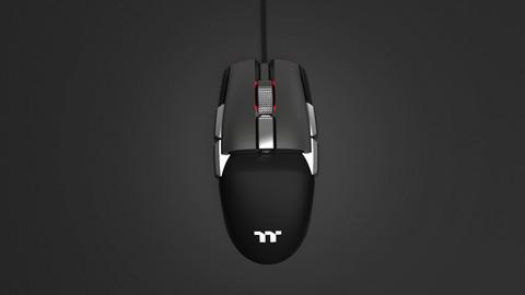 TM5 RGB gaming mouse | Studio F. A. Porsche for Thermaltake