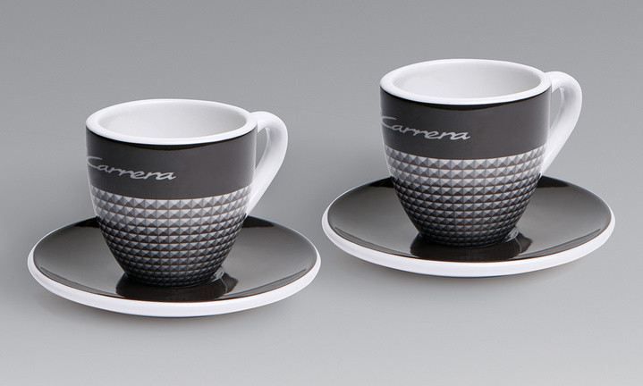 911 espresso cups | Studio F. A. Porsche for Porsche Design