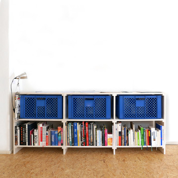 TOM bookcase