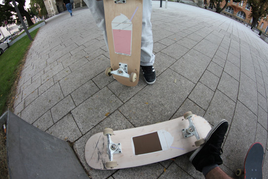 skateboards | milque