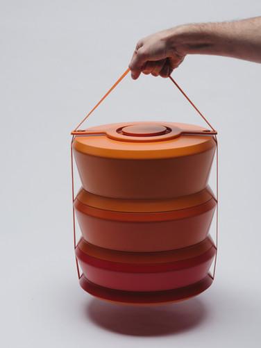 cooking on wheels | BASF designfabrik