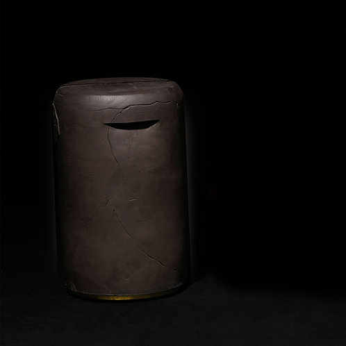 Ceramic stool #3