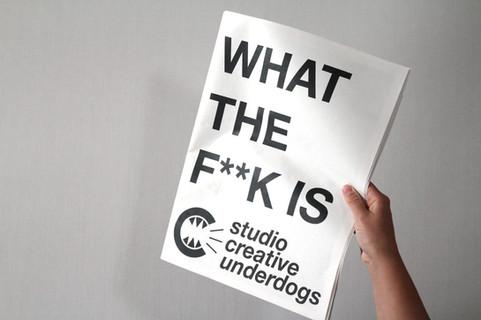magazine | studio creative underdogs