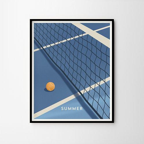 Tennis Summer