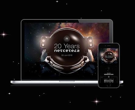Webdesign Netcetera