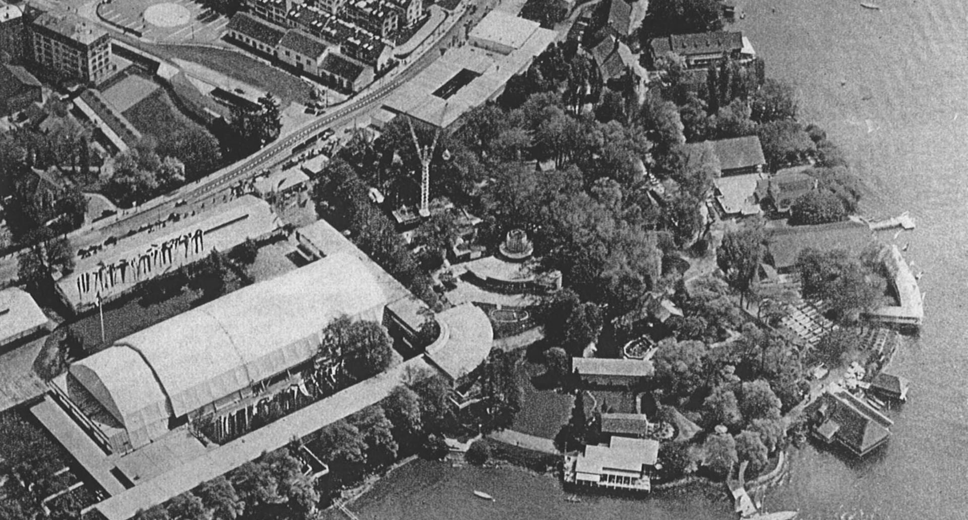 Quelle: Stadt Zürich Hochbaudepartement – Landidörfli 1939