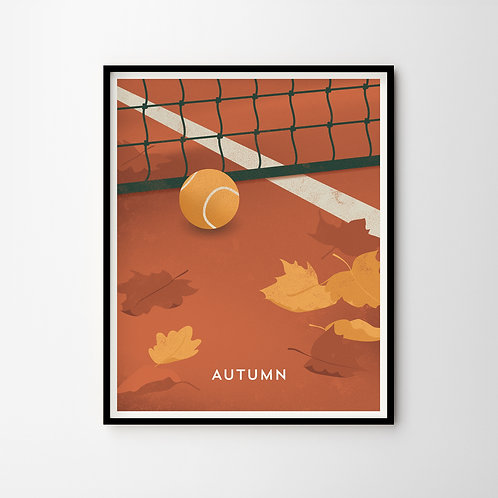 Tennis Autumn