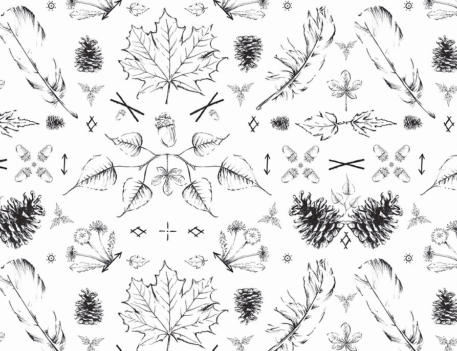 Pattern Illustration Textile Design