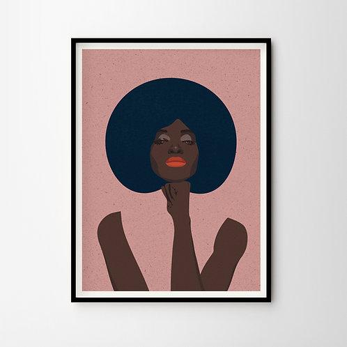 Artprint – Girlboss