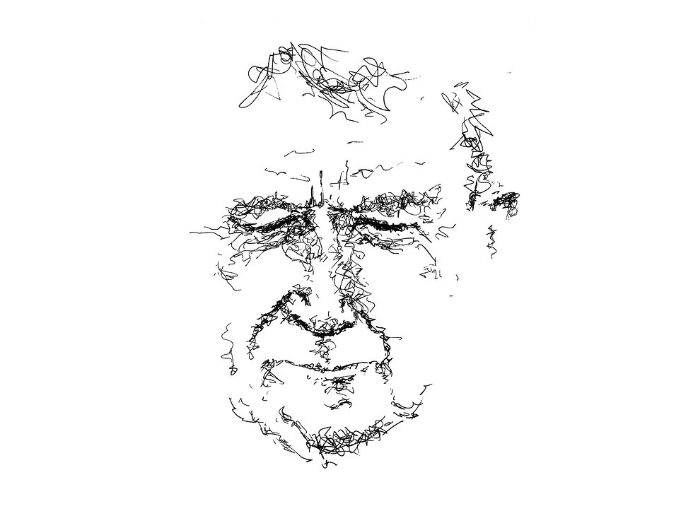 Illustration Portrait Man