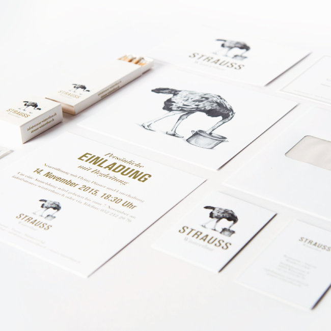 Restaurant Branding Corporate Design