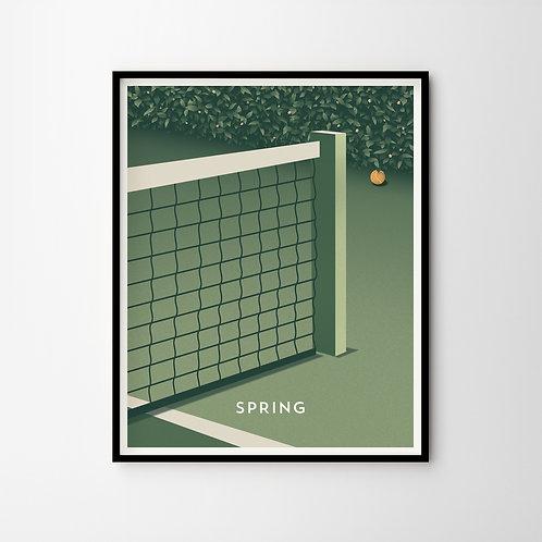 Tennis Spring