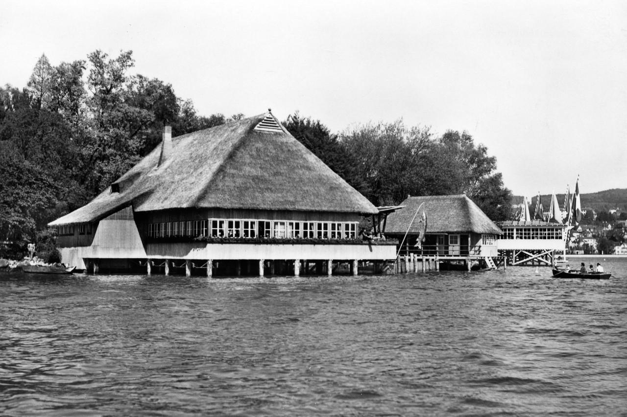 Quelle: Stadt Zürich Hochbaudepartement – Fischerstube 1939