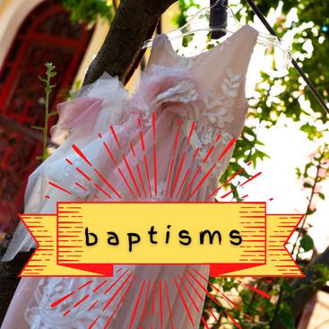 βαφτίσεις