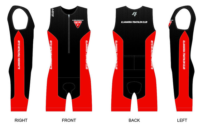 Illawarra TC - M0032 Mens Endurance Tris