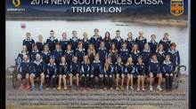 LUCY CLIFF - NATIONAL SCHOOL TRIATHLON