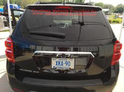 Jackson Chevrolet Decals