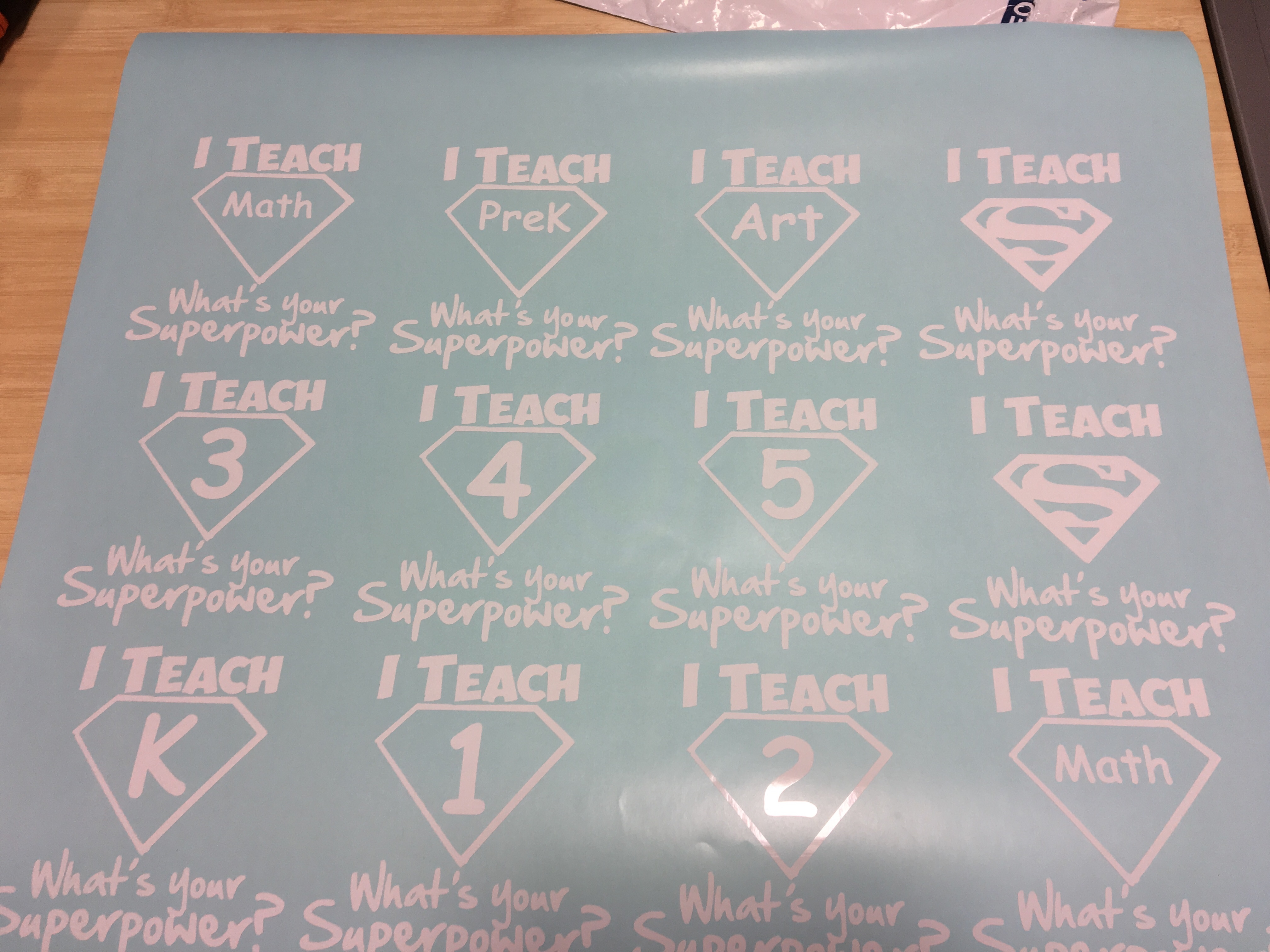 I Teach Superteacher