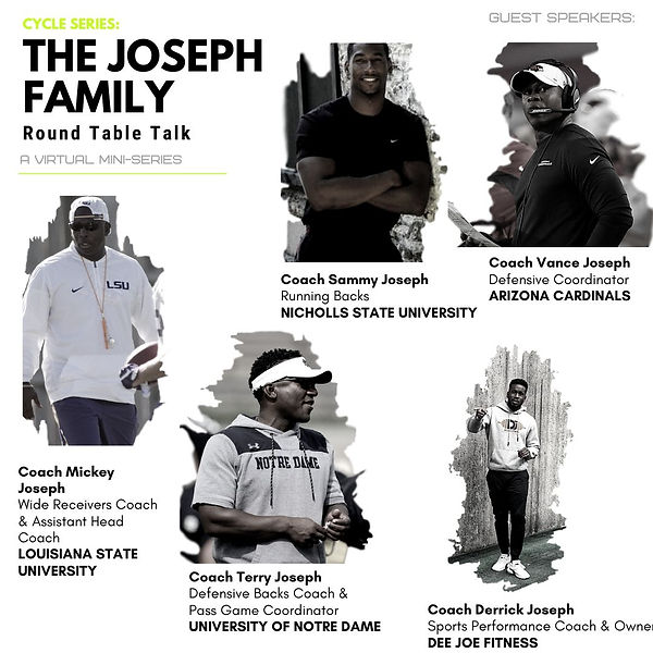 The Joseph Family _  virtual conference
