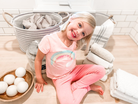 How to Reduce the Toxic Load in Your Laundry Room