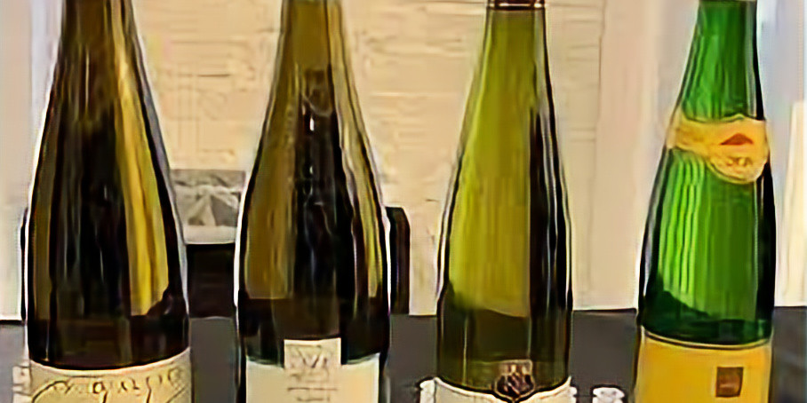 Alsace Wine - 1 April