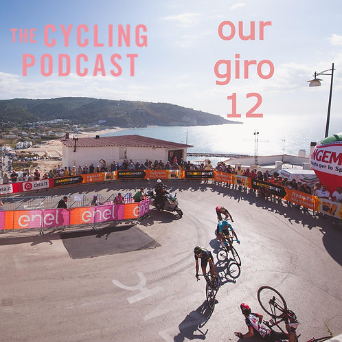 Selezione Our Giro with The Cycling Podcast - 12 bottle case