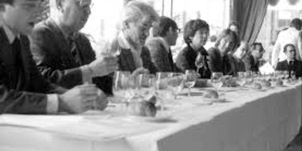 Judgement of Paris Tasting  - 20 May