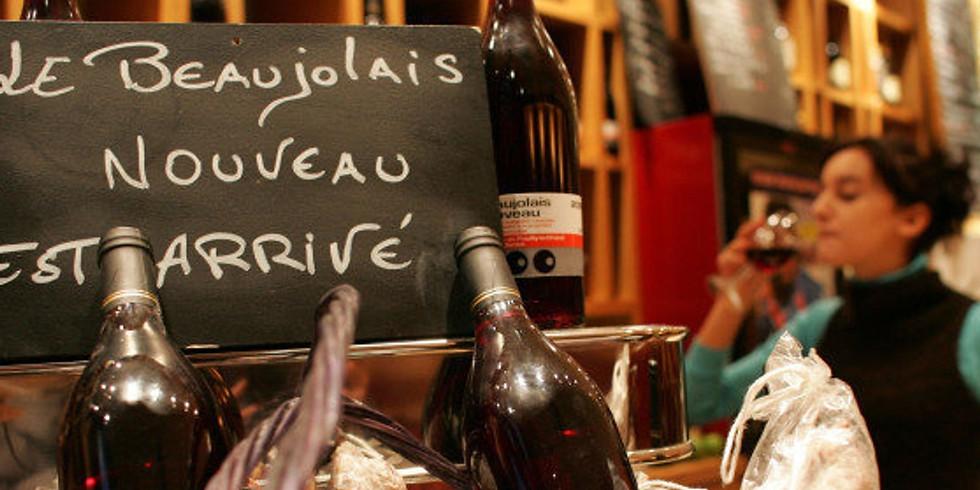Beaujolais Nouveau 21 - Bar Hi Jack