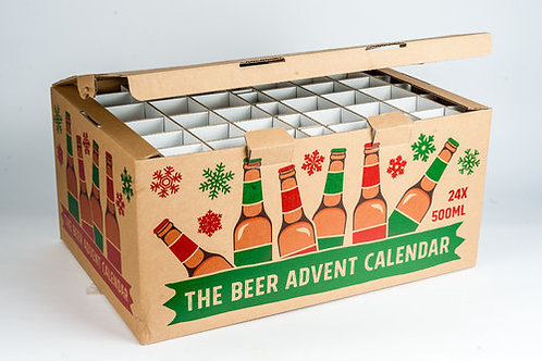 Advent Beer Calendar 2019 (including delivery)